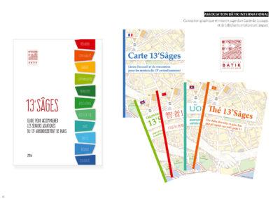 Bâtik International - Guide 72 pages et dépliants