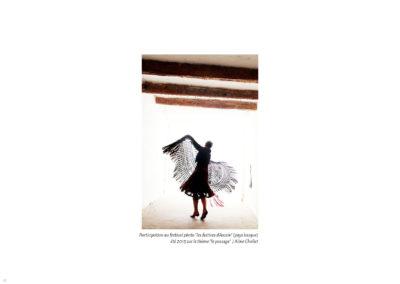 Respiration… Aline Chollet